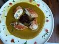 pechuga de polloa rellena con espinacas edward polanco